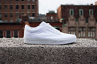 "Кеды унисекс Vans Old Skool ""Белые"" р. 4.5-11 (36-46)"