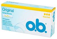 O.b. Original Normal тампоны ***, 16 шт.
