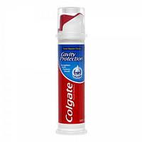 COLGATE анти-кариес зубная паста (помпа), 100 мл