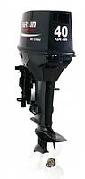 Двухтактный лодочный мотор Парсун 40