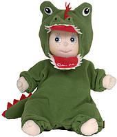 Мягкая игрушка Rubens Barn Крокодильчик (990037)