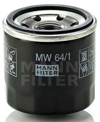Фільтр масляний MANN MW 64/1 для мотоциклів Honda