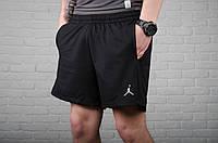 Шорты Jordan,черные, спортивные XL