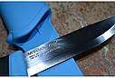 Ножи из нержавеющей стали Mora Companion Blue12159 , фото 2