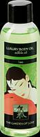 Съедобное масло для тела с ароматом Лайма 100мл  HOT  SHIATSU (3319021499)