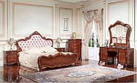 Спальня в классическом стиле «Тоскана» (орех итальянский), Китай
