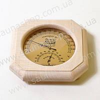 Термогигрометр для бани, сауны Виктер ТГС1