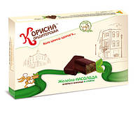 Конфеты шоколадные со стевией Желейные Насолода 1 кг KK-0021