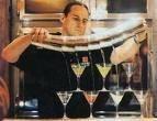 Обеспечение качественного обслуживания опытными барменами