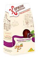 Конфеты шоколадные со стевией Чернослив с орехом 150 г KK-0030