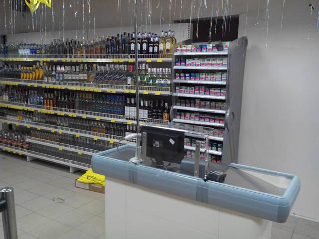Система учета в магазине -1