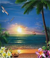 Фотообои *Морской закат* 201х242