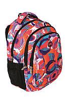 """Рюкзак молодежный """"Flash"""", CF85675 Cool For School ранец школьный"""
