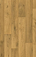 Пятиметровый линолеум для дома Beauflor Supreme Oak Plank 666L