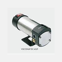 Насос для перекачки масла PIUSI Viscomat DC 60/1 (12 вольт, 4 л/мин)