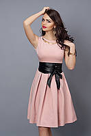 Светлое женское платье Ангелина , фото 1