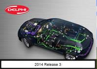 Delphi 2014.3.2 Cars+Delphi 2014.3.2 Heavy Duty(VMware)
