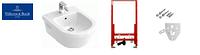54840001 Биде подвесное Omnia Architectura +TECE Застенный модуль 9.330.000
