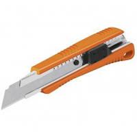 Нож выдвижной Пластик 3 лезвия, 150мм