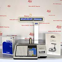 Весы чекопечатающие СL5000J/6 R