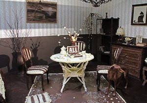 Шоколадна кімната
