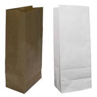 Пакет 2х слойный с белым или бурым наружным слоем