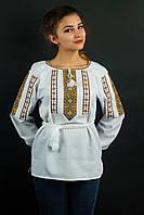 Красивая вышиванка для девочки Красуня, фото 1