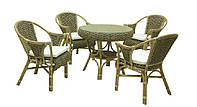Обеденный комплект мебели Maria Cafe Set