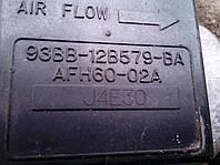 Витратомір повітря 93BB-12B579-BA,AFH60-02A для Ford ESCORT 1,8 GALAXY 2,0 MONDEO 1,8TD PUMA1,7 SCORPIO 2 2,0
