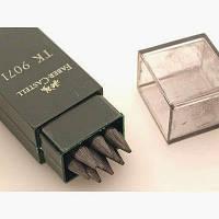 Грифель для механического карандаша 3.15мм 4В 10шт в пенале 130мм