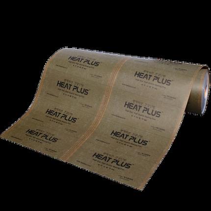 Інфрачервона плівка Heat Plus Премиум GOLD 220 Вт/кв.м ширина 50 см, фото 2