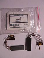 Щетки электродвигателя пылесоса пружинные 11х6