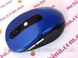 Мышь  оптическая беспроводная G108, blue, фото 3