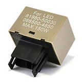 Реле для Led-ламп покажчиків поворотів (LED FLASHER)