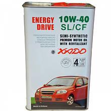 Масло моторное XADO Atomic Oil 10W40 SL CF 4л