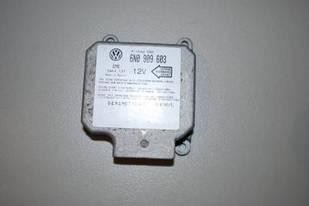 Б/у блок управления airbag 6n0909603 Volkswagen Golf polo skoda audi