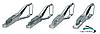 Щипцы для ушного выщипа маркировочные ( клещи-выщипы)