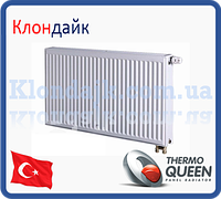 Стальной радиатор нижнее подключение 22VК*500*800 THERMOQUEEN
