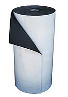Пенополиэтилен Полифом 8мм самоклеющийся (3008 1,0х25м с клейким слоем, химически сшитый ППЭ)