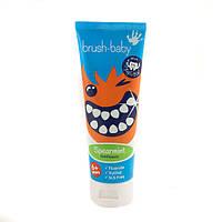 Детская зубная паста Brush-Baby с Xylitol от 6 лет, 50 мл, фото 1