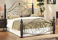 Двуспальная кровать СТОК Оnder Mebli Valeri-10 180х200 Малайзия