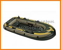 Лодка резиновая надувная | размеры 295x137x43 см