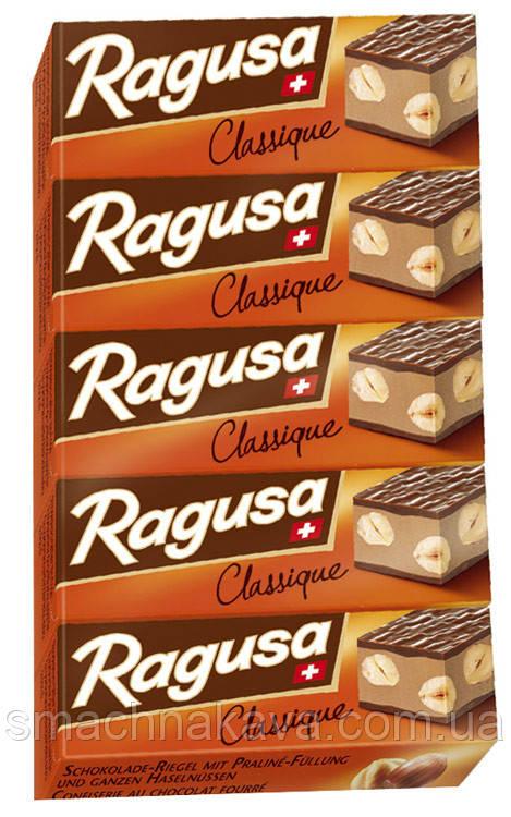 Молочный шоколад Ragusa Classique (5 шт в упаковке)