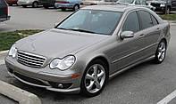 Автомобильные чехлы Mercedes W 203 2000-2007