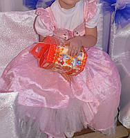 Платье детское, костюм новогодний, 3-5 лет