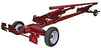 Тележки для транспортировки жаток универсальная, двухосная ТЖУ - от 6 до 10 м.