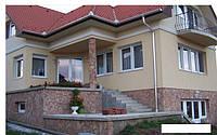 Гибкий камень для внутренней и наружной отделки.Луганск.