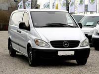 Автомобильные чехлы Mercedes Vito 2003 (1+1)