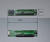 "Переходник Mini Ide-SATA 2.5"" для ноутбука угловой тип"