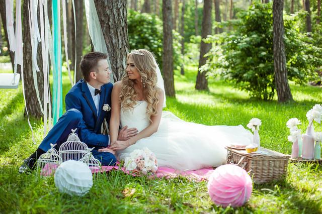 свадебный декоор